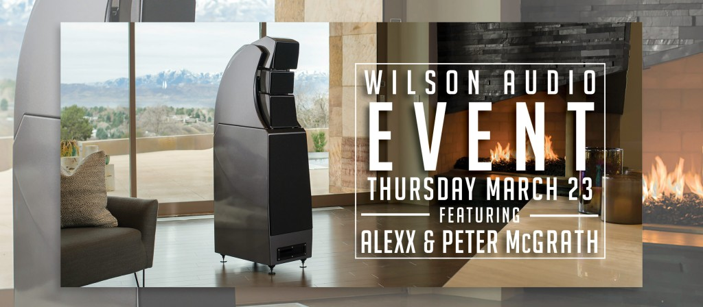 Wilson Audio ALEXX Speakers