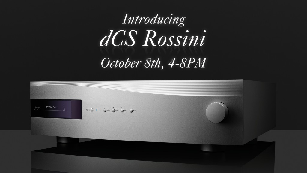 dCS Rossini Event