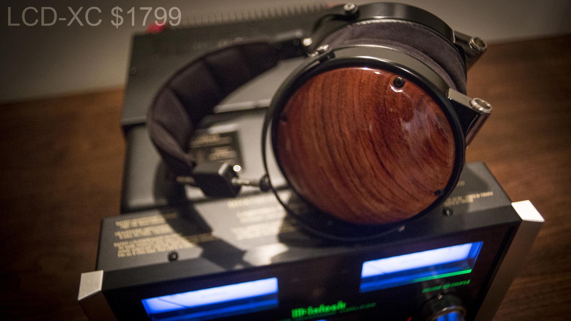 Audeze LCD-XC