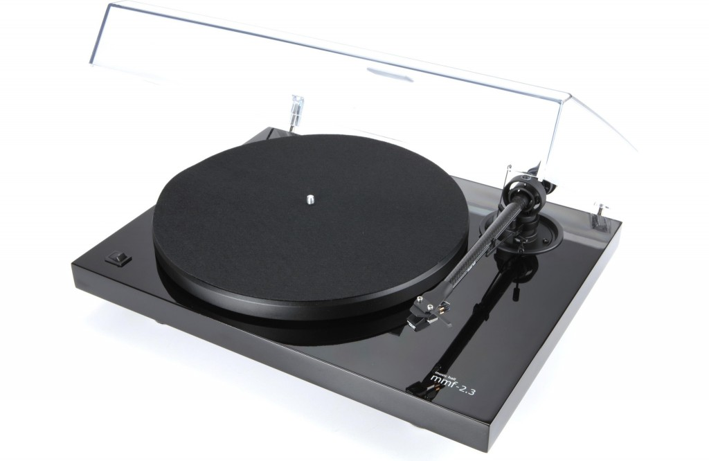 Music Hall 2.3 turntable