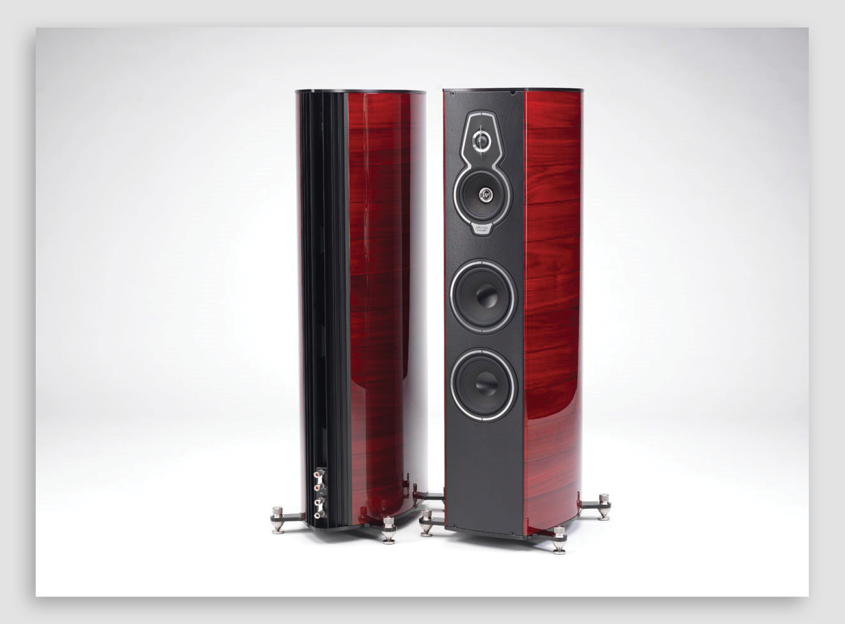 Sonus Faber Visit | Introducing Serafino