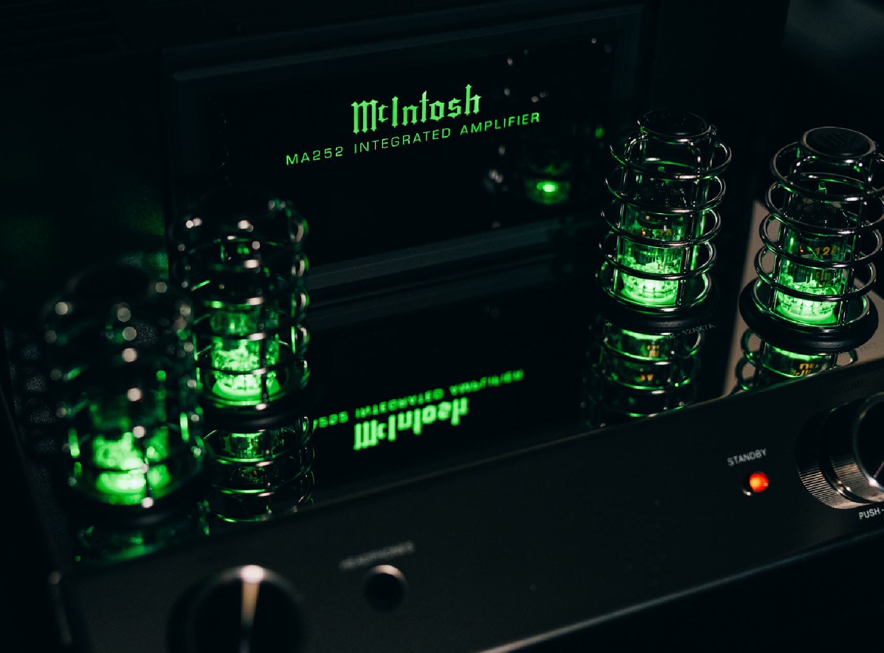 McIntosh MA252 – Six Months Later