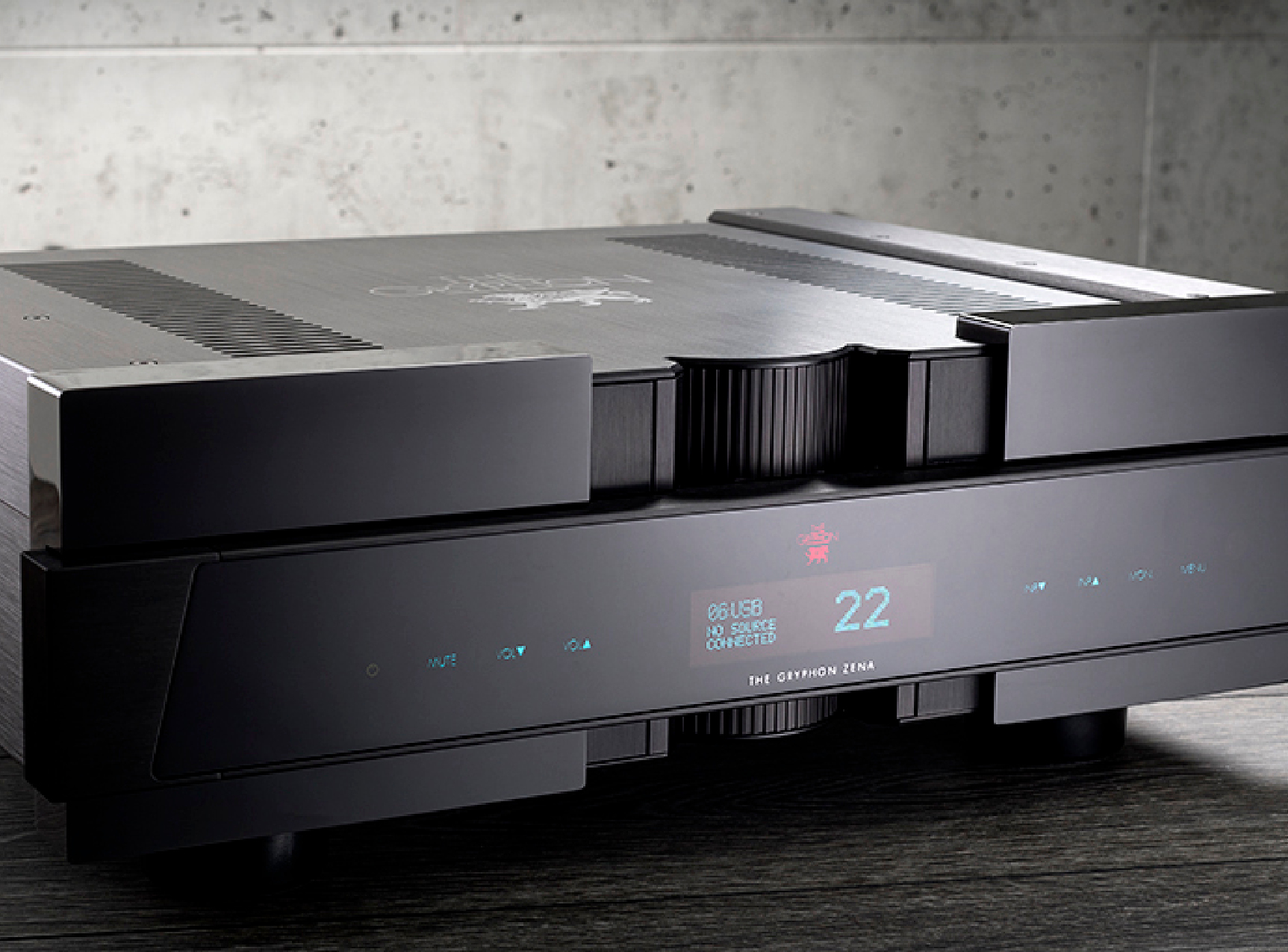 Gryphon Zena Preamp Debut Event