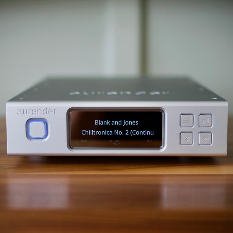 Aurender N100H 2TB Server/Streamer