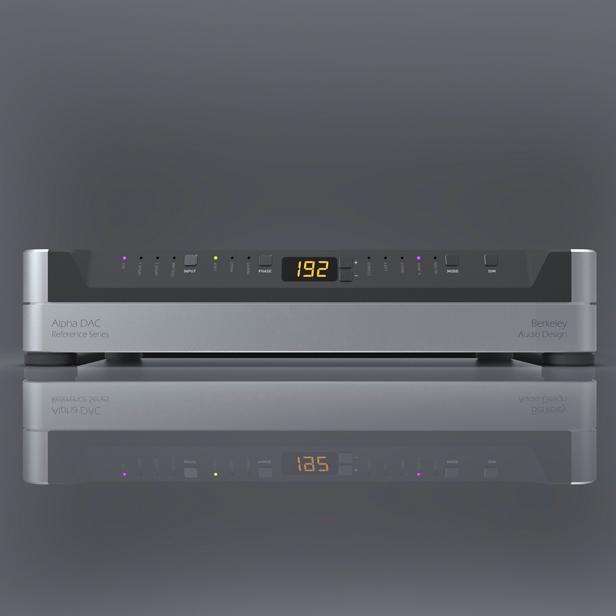 Berkeley ALPHA DAC Reference Series