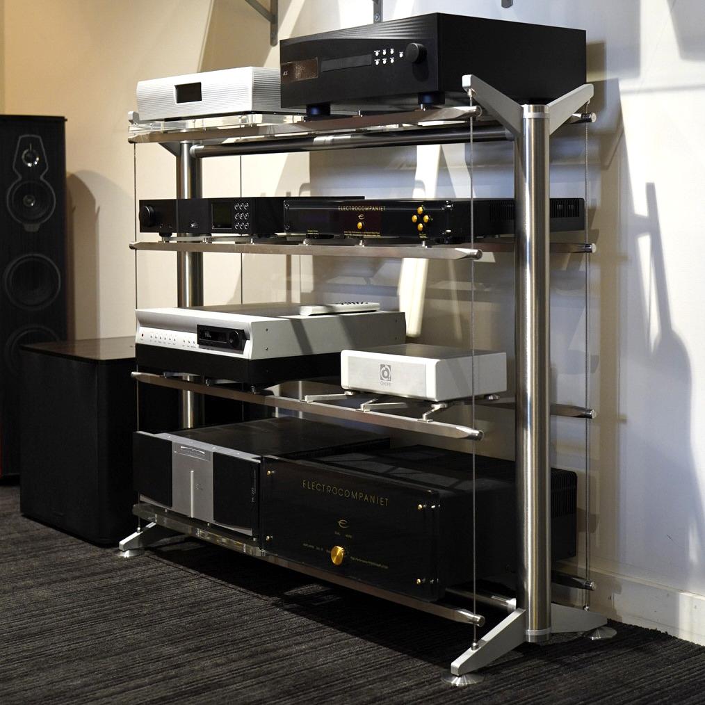Stillpoints ESS Audio Rack