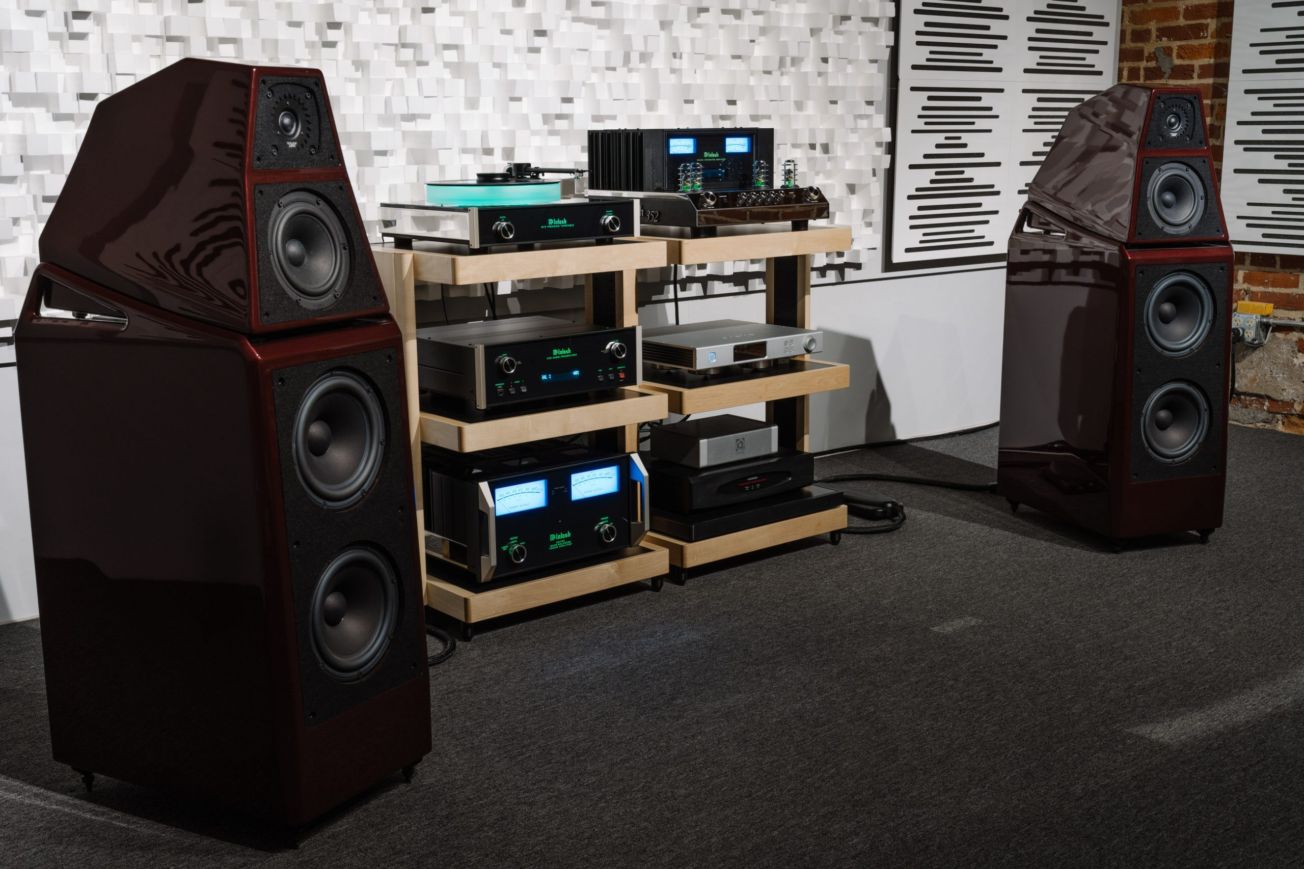Wilson Audio Sasha DAW System
