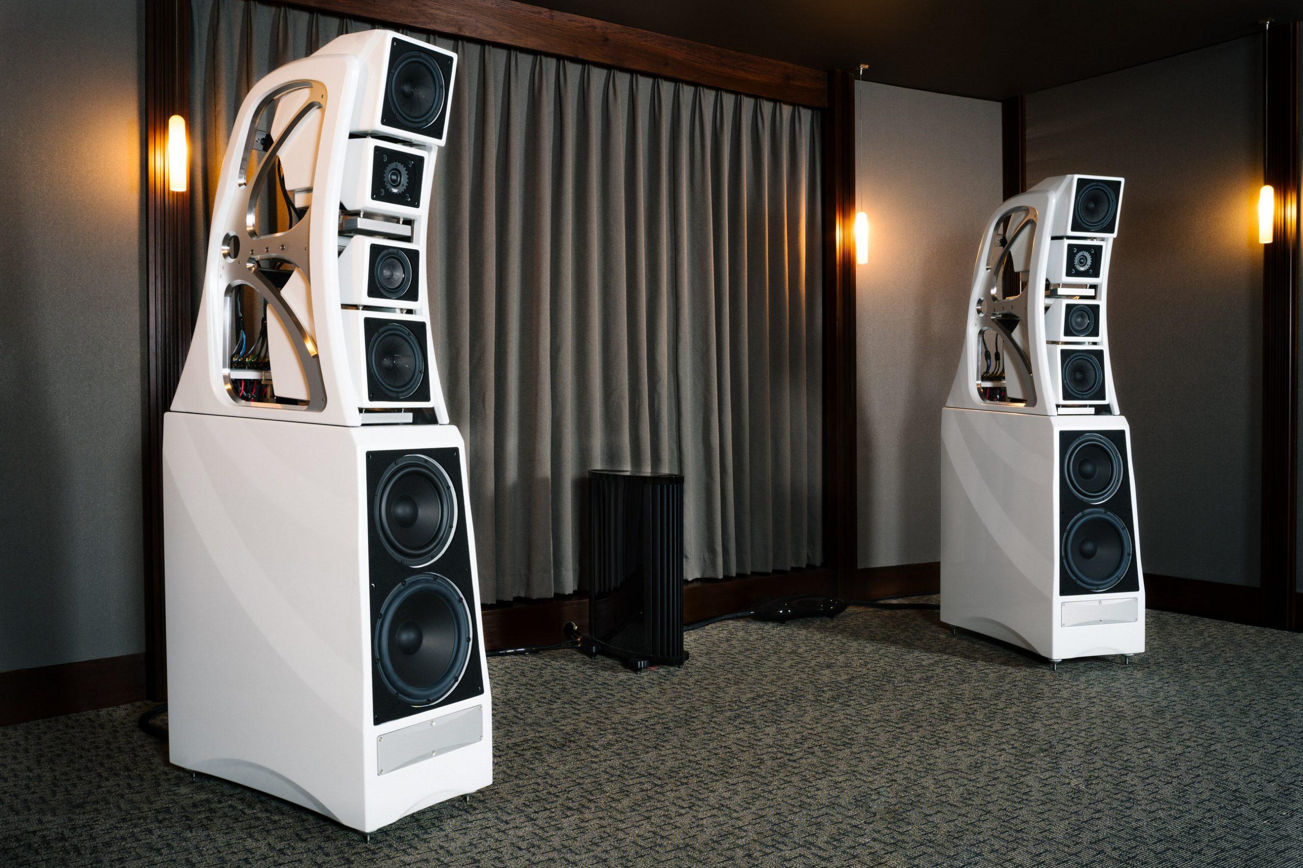 Wilson Audio Chronosonic XVX System – Omaha